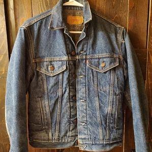 Vintage Levi's denim jacket 705060317 size 38